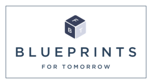 Blueprints For Tomorrow logo under the Risk Resource umbrella