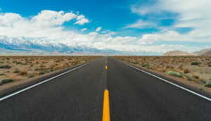 open road, Risk Resource article