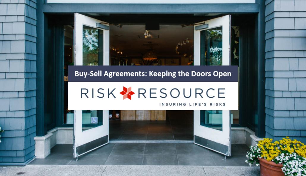 open doors, Risk Resource article title